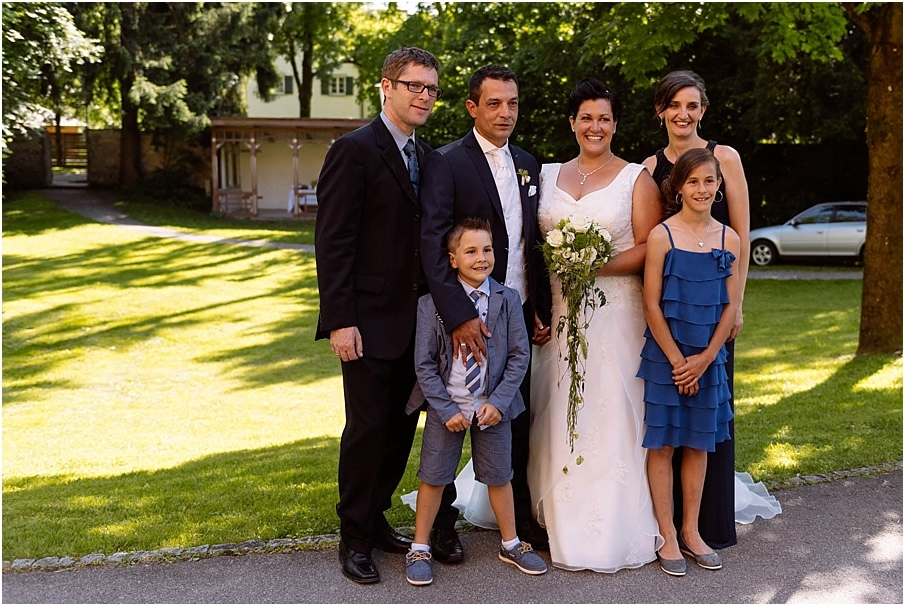 Hochzeit Villa Claudia Feldkirch