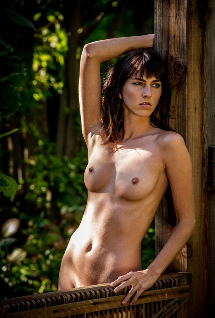 Outdoor Nude Photography