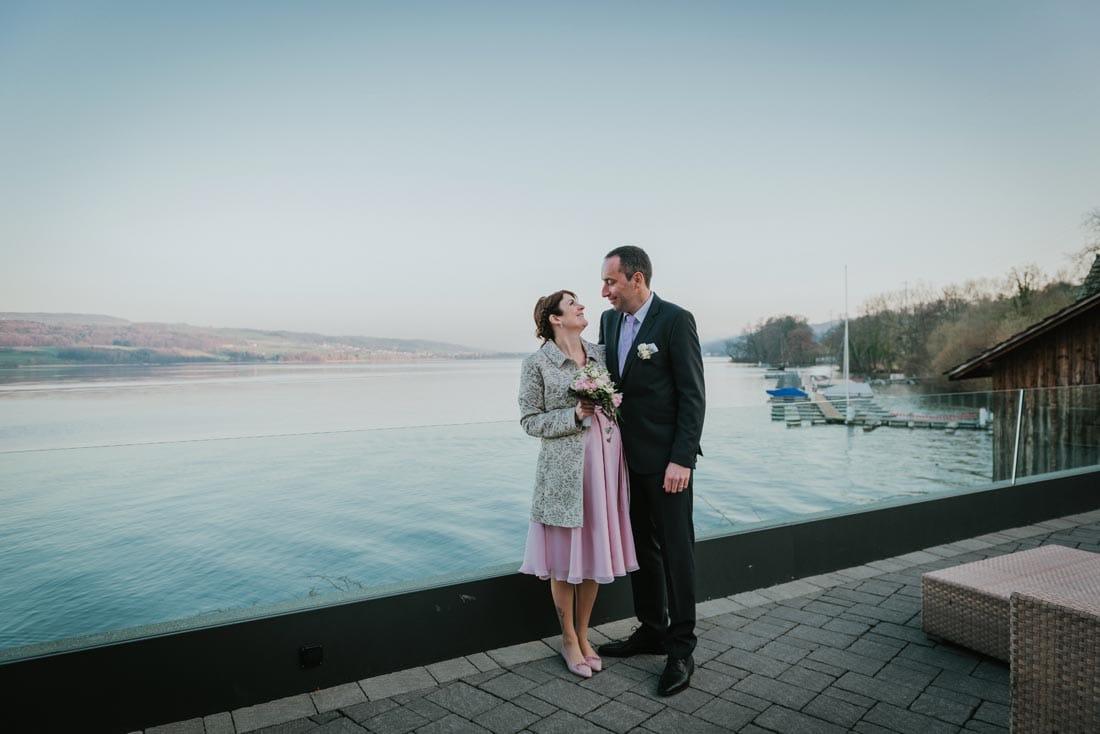 Hochzeit im Kloster Muri - Hochzeitsreportage Schweiz