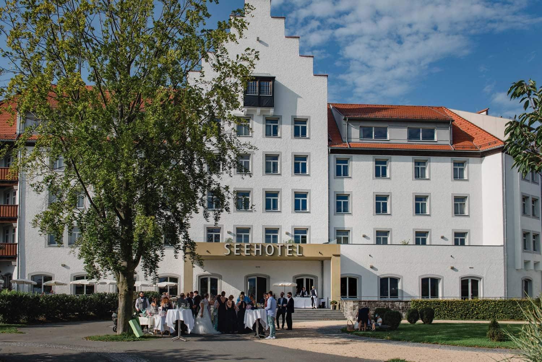 Hochzeit Hotel Sentido Kaiserstrand Lochau