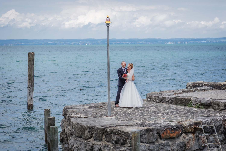 Hochzeitsfotograf Hochzeit am See