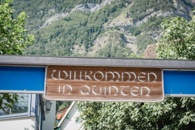 Freie Trauung in Quinten