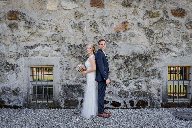 Brautpaar Pfäffikon