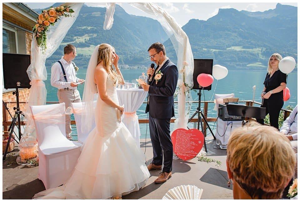Hochzeit in Quinten