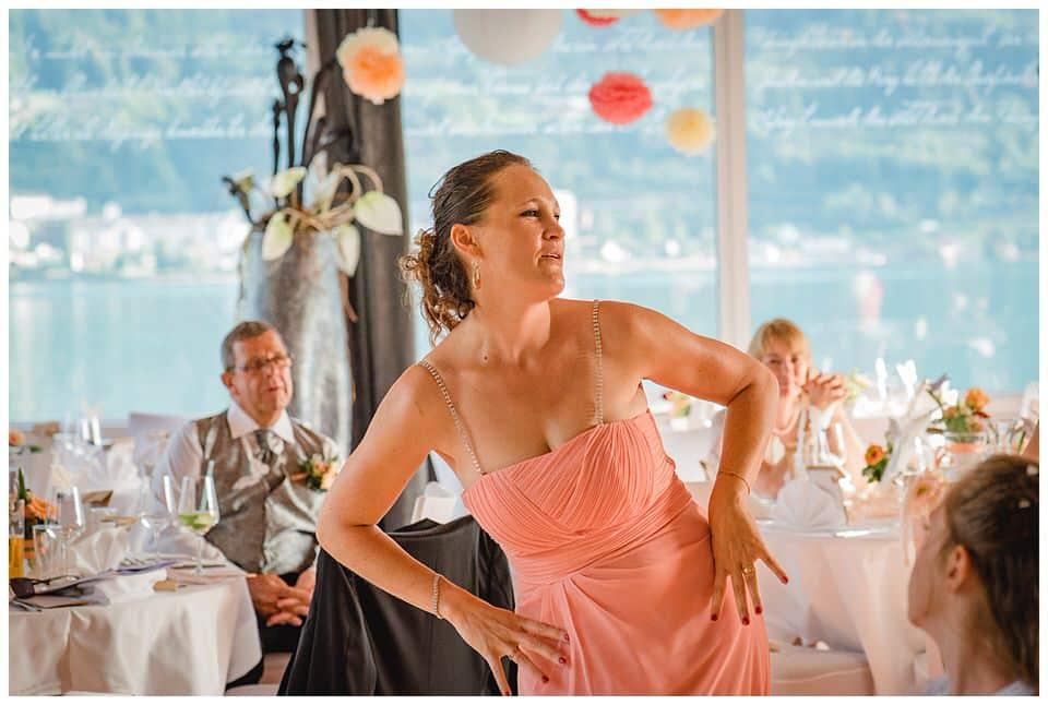 Hochzeitsfest in Quinten
