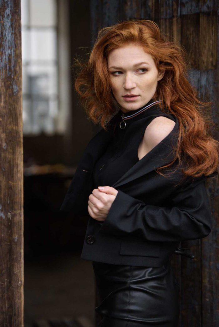 Model Shoot Greta