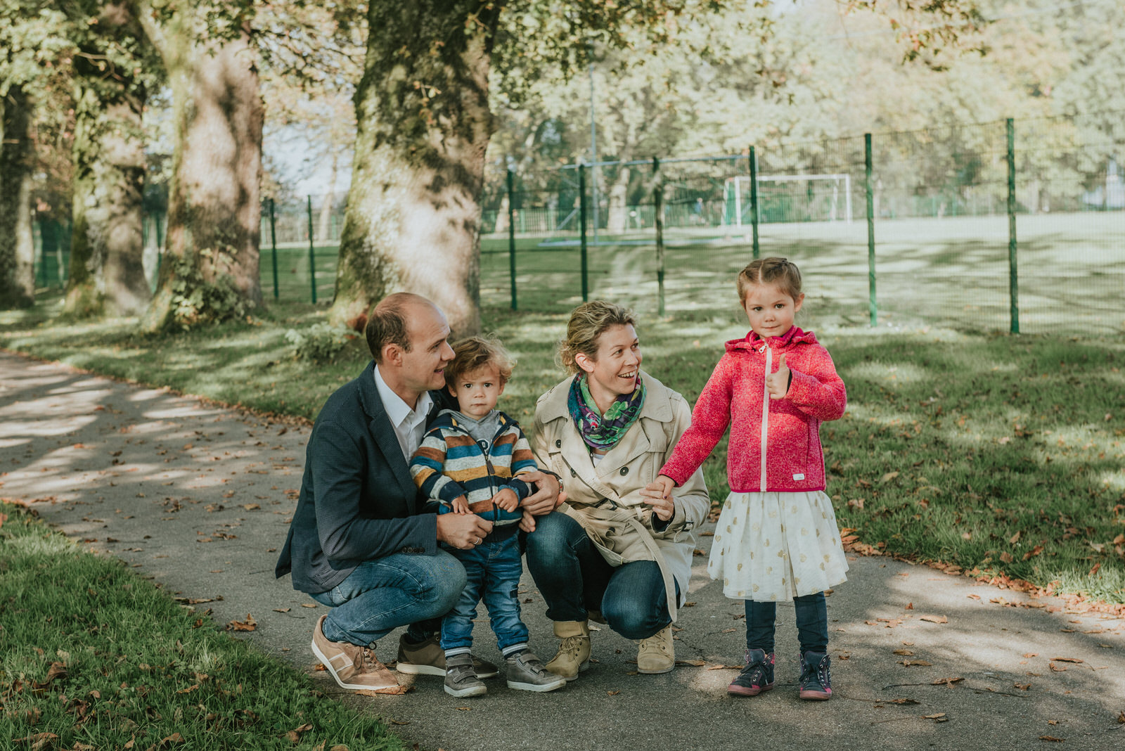 Familienportraits am Bodensee