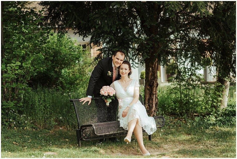 Hochzeitsfotograf Zuerich Hochzeitsbrunch imHotel Belvoir