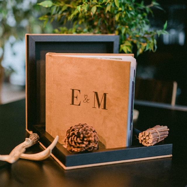 Hochzeitsbuch Hochzeitsalbum für die schönsten Momente