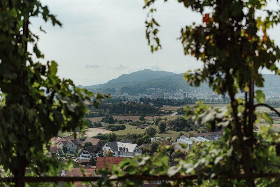 Hochzeitsfest in Weiningen
