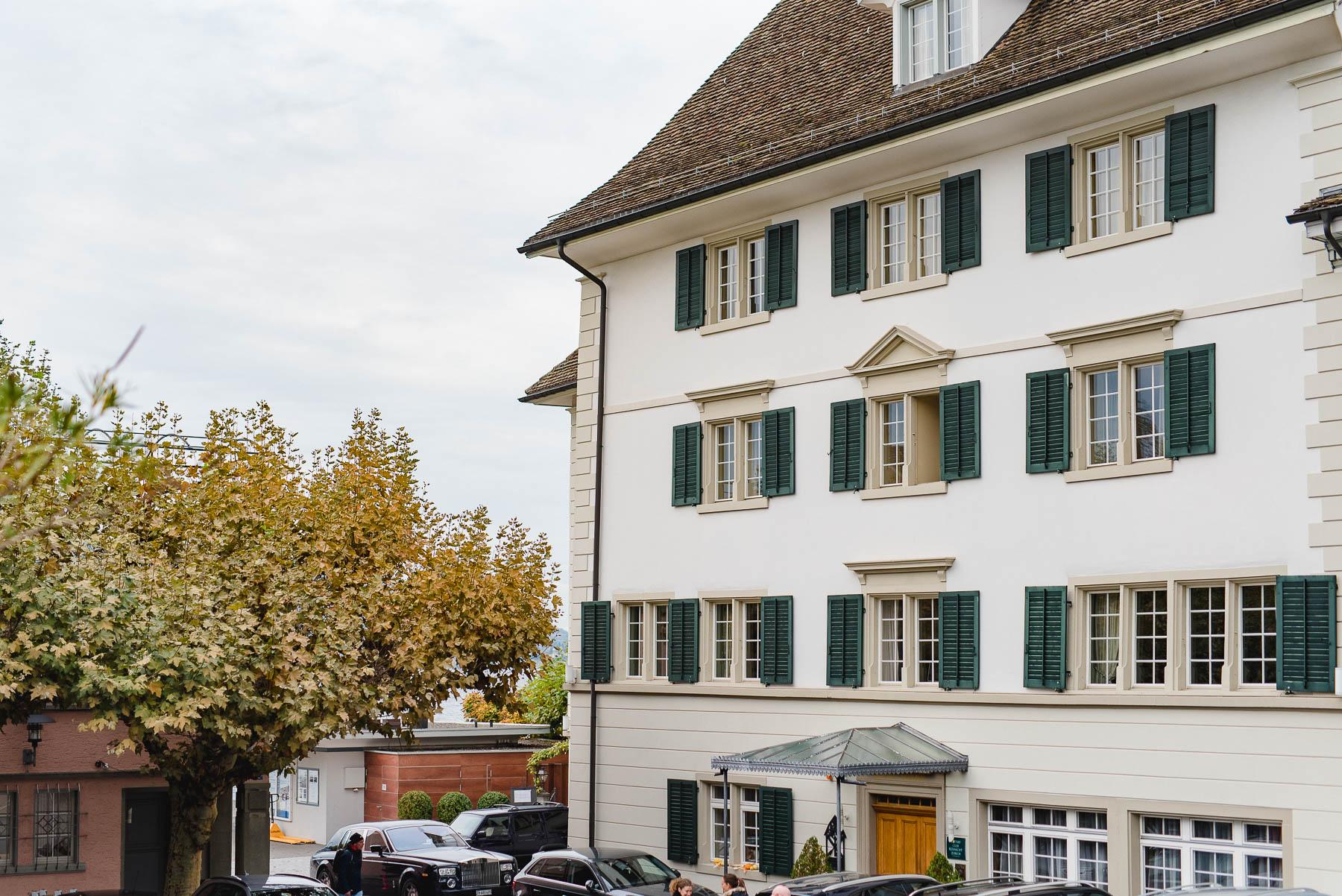 Romantik Seehotel Sonne Küsnacht