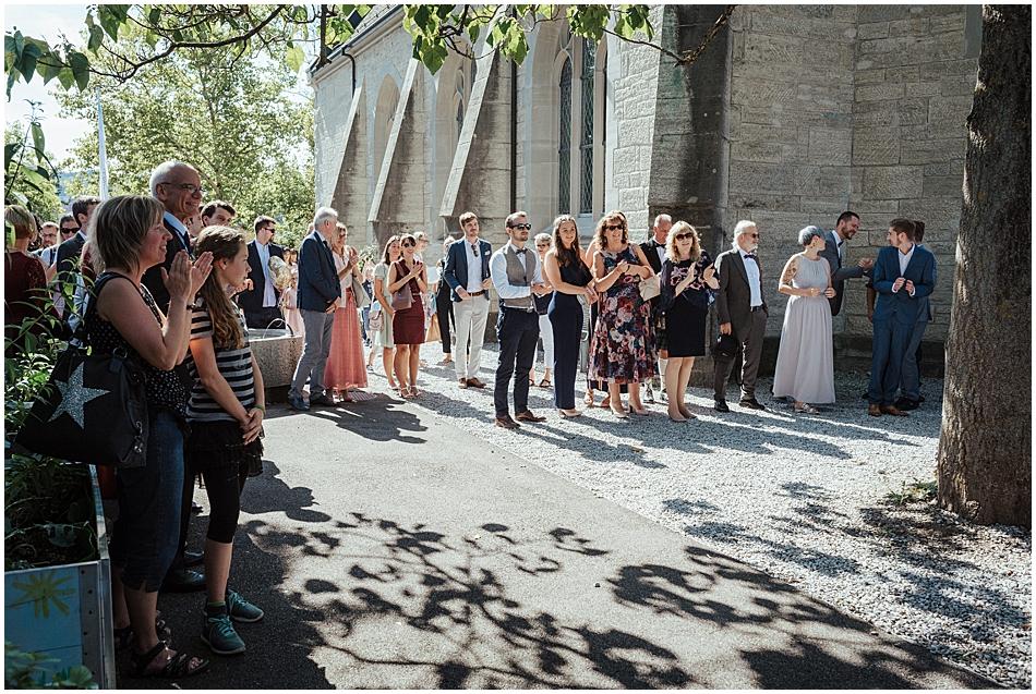 Hochzeitsapèro