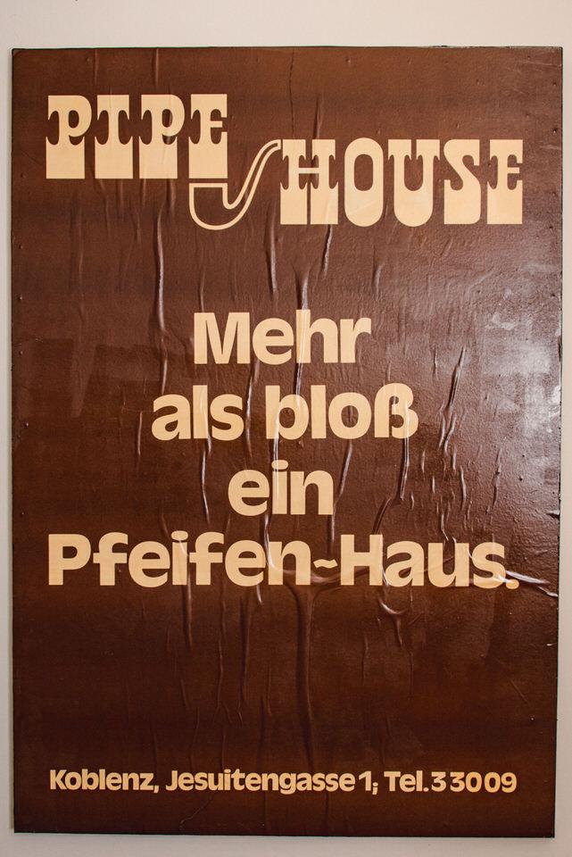 Pfeifenhaus in Koblenz