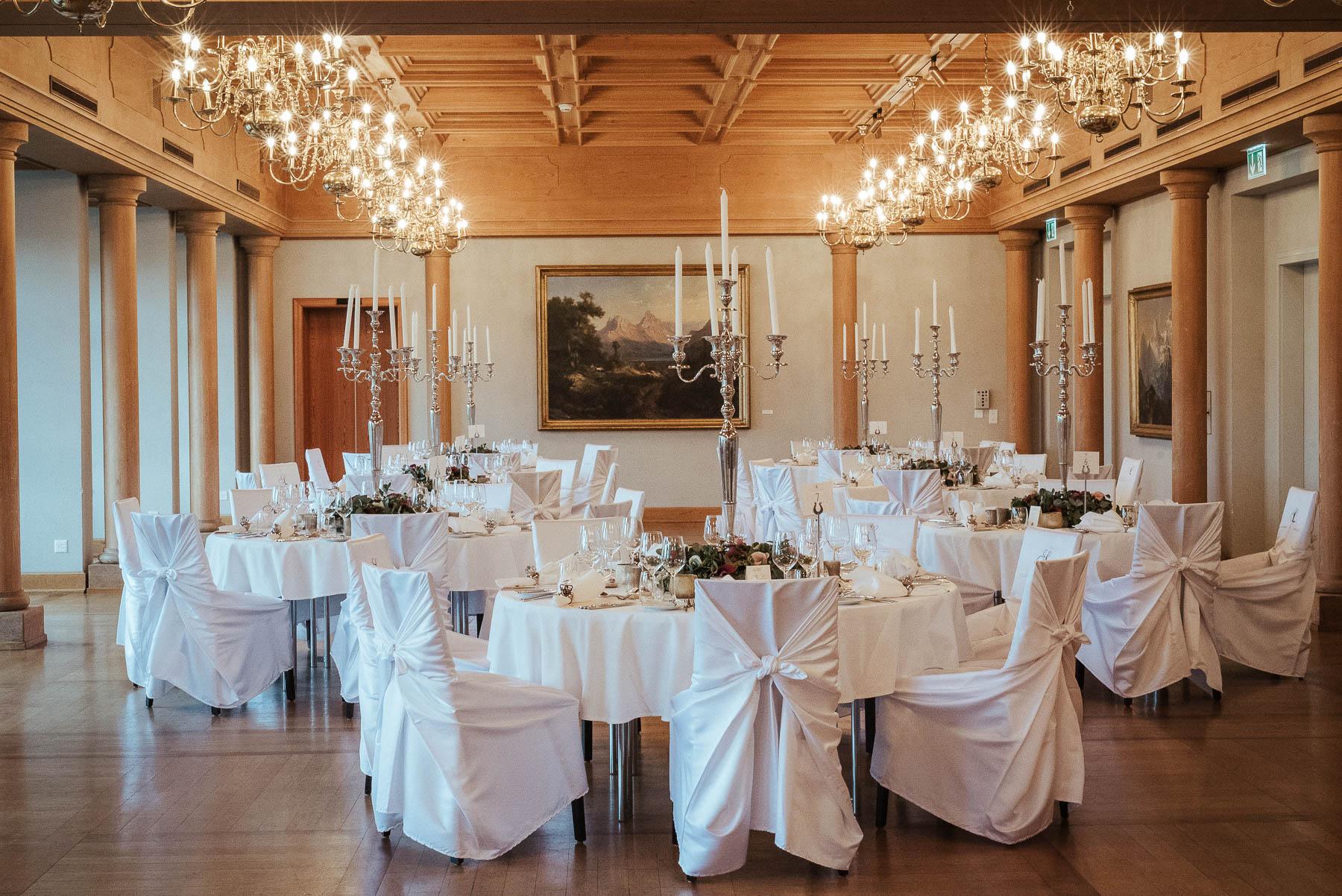 Hochzeitslokation Schloss Laufen am Rheinfall