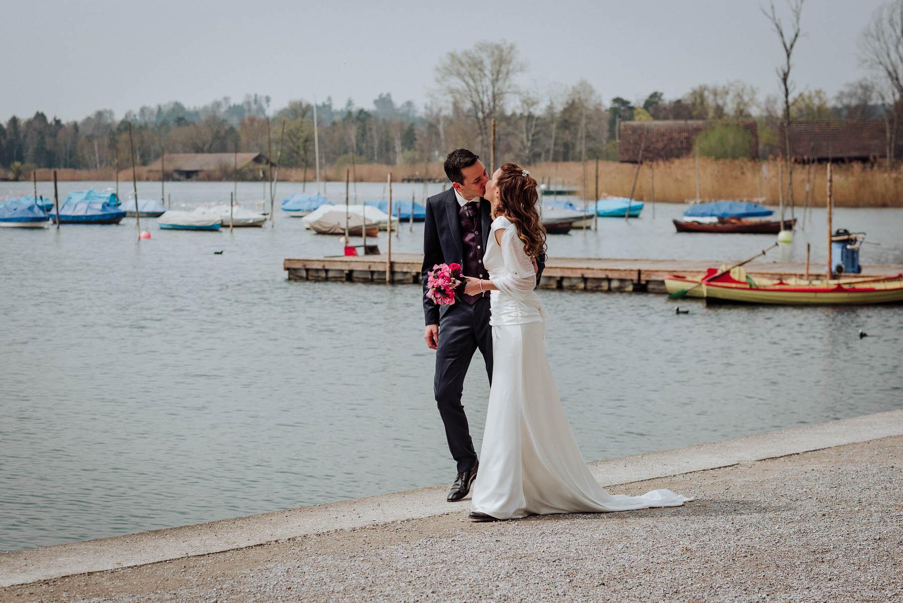 Hochzeitsfotograf am Pfäffikon ZH Trauung