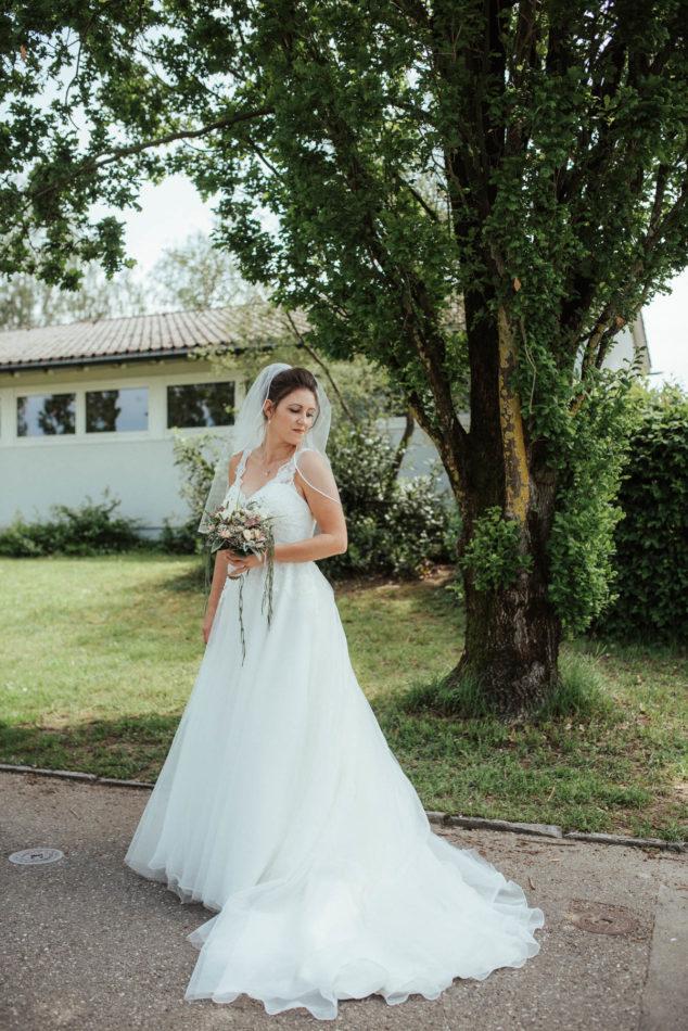 Hochzeitsreportage und Feier