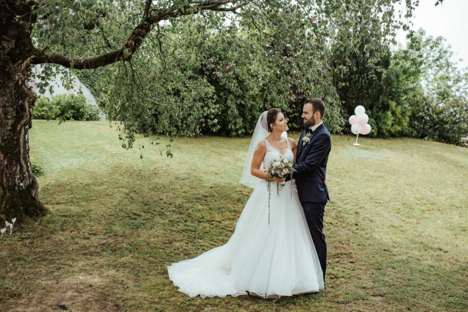 Hochzeitsreportage und Feier in Döttingen