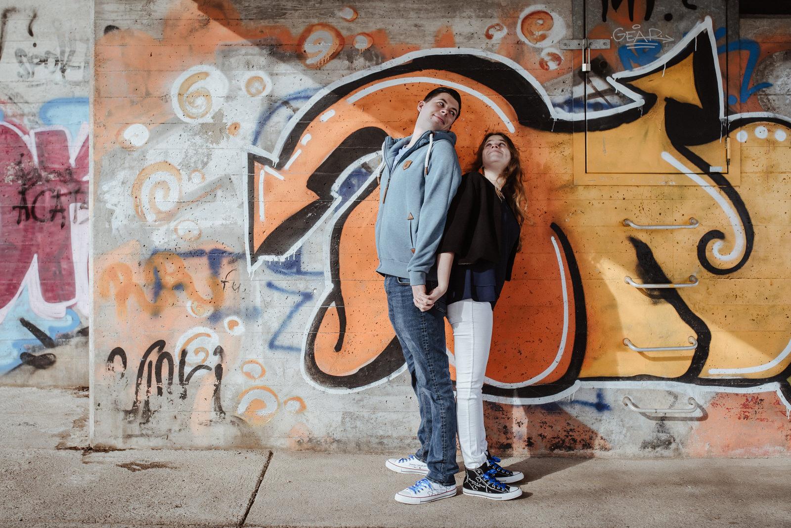Paar Shooting am Fluss 11i-photography.com