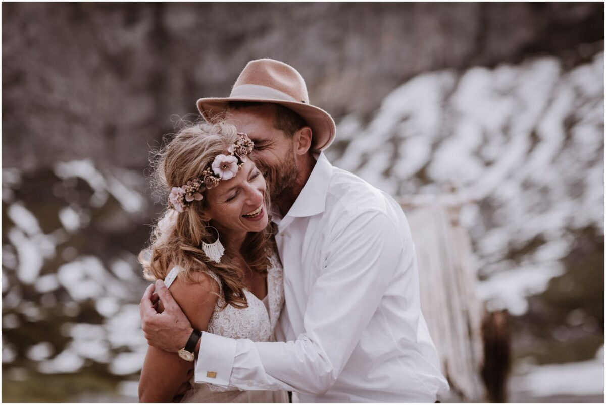 Swiss Wedding Boho