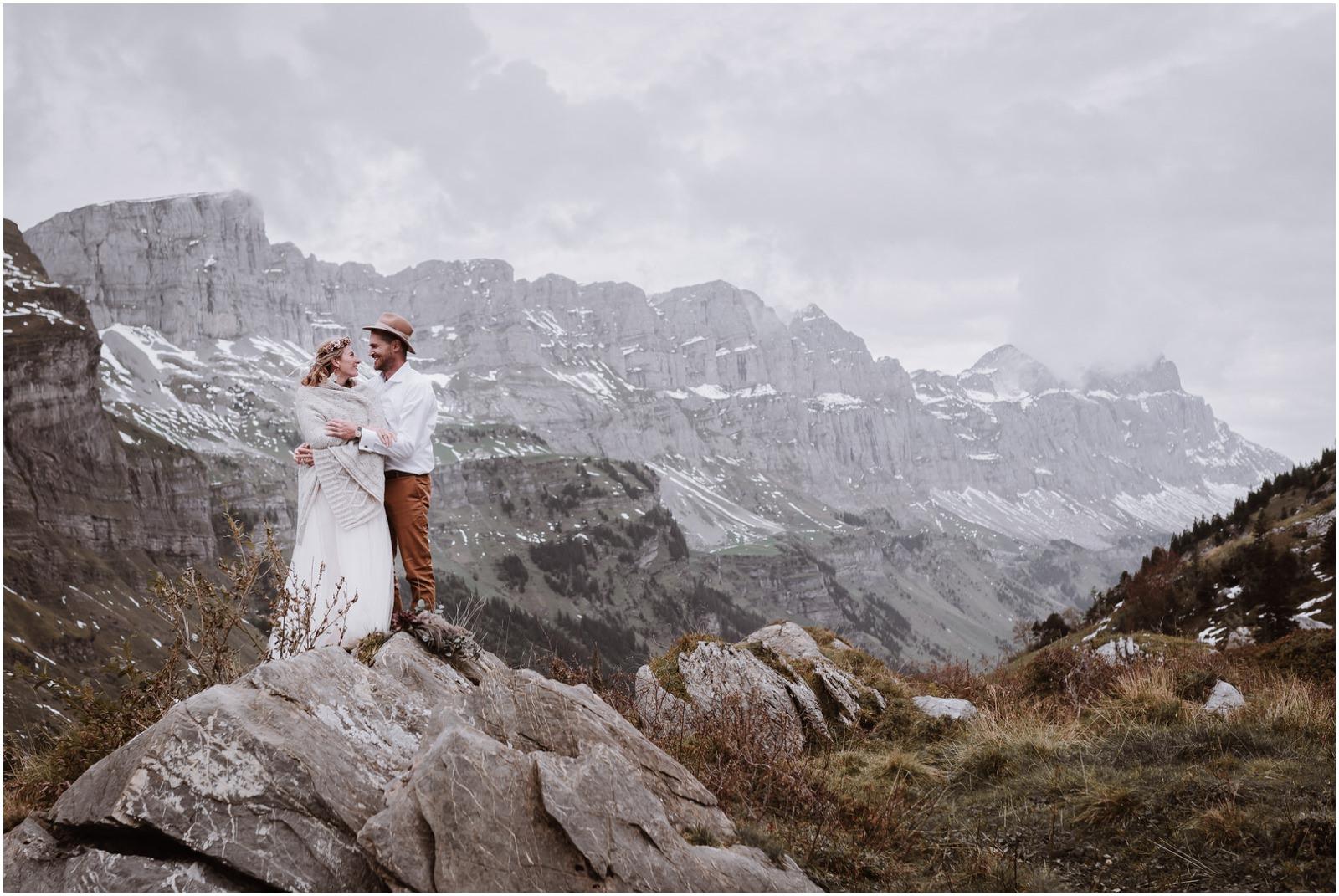 BOHO Hochzeit Schweiz
