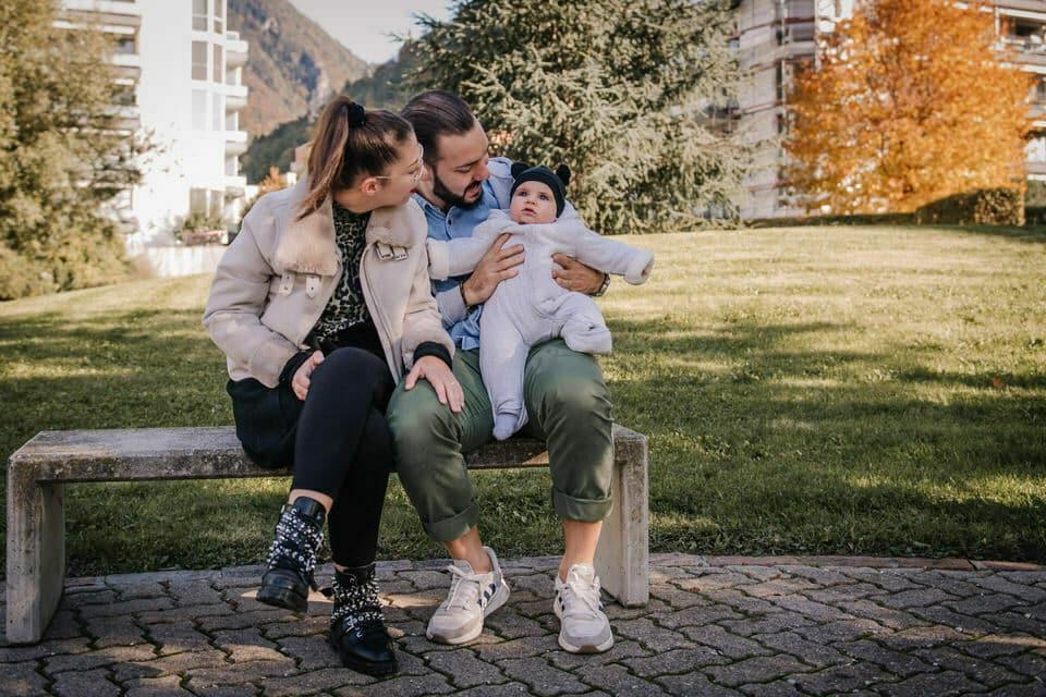 Familienportraits Erinnerungen kreieren