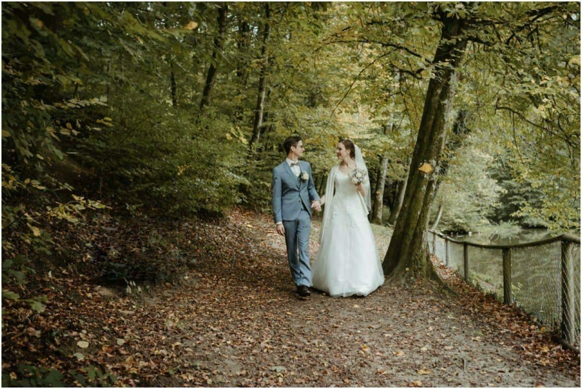 Herbsthochzeit Heiraten im Herbst
