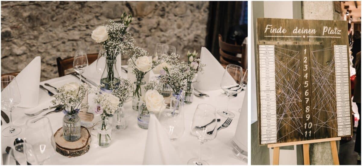 Hochzeit im Mühlerama Seon