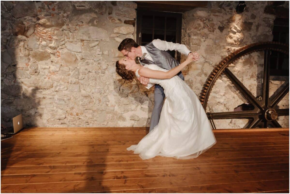 Erster Tanz Brautpaar