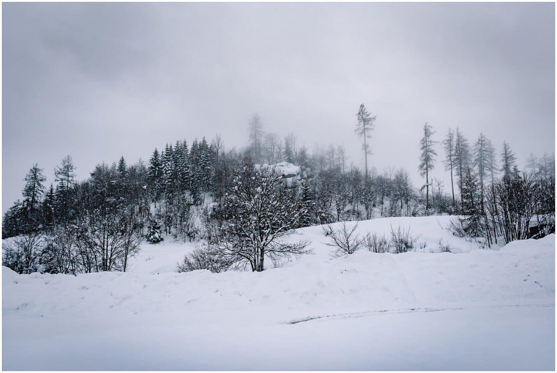 Winterhochzeit in Laax